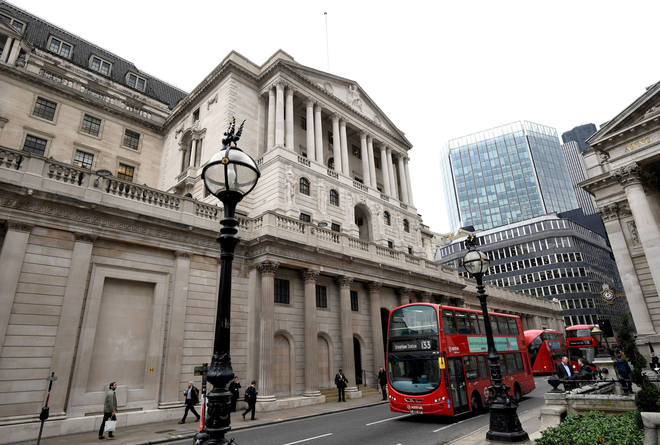 The Bank of England has raised interest rates to the highest level in almost a decade