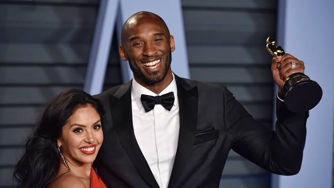 Vanessa and her husband pictured together after he won an Oscar in 2019