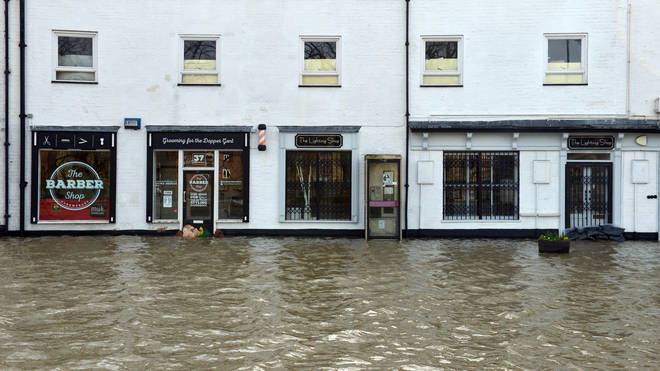 Some flood-hit areas are expecting water levels to rise further
