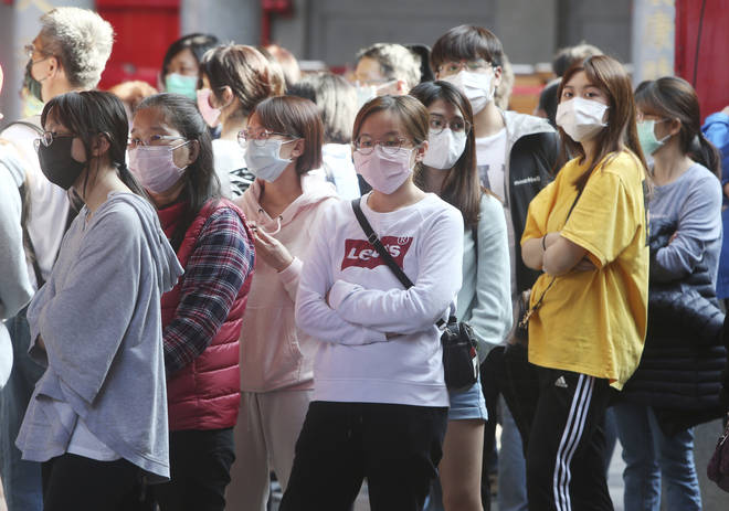 Spread of coronavirus could be down to people not taking time off work