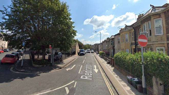 A man was arrested on Redcatch Road in Bristol