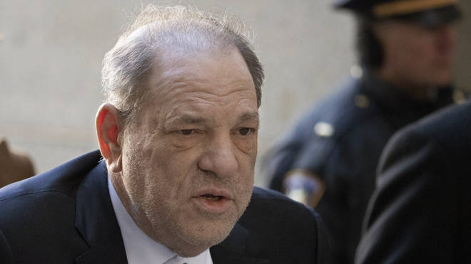 """Convicted rapist Harvey Weinstein is """"upbeat"""" about his appeal, his lawyer has said"""