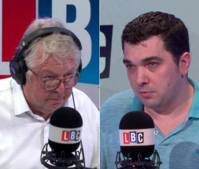 Nick Ferrari spoke to Alon Or-bach