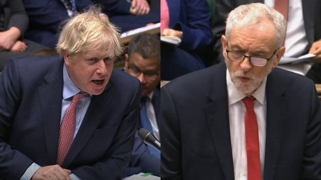 Boris Johnson and Jeremy Corbyn will face off at PMQs