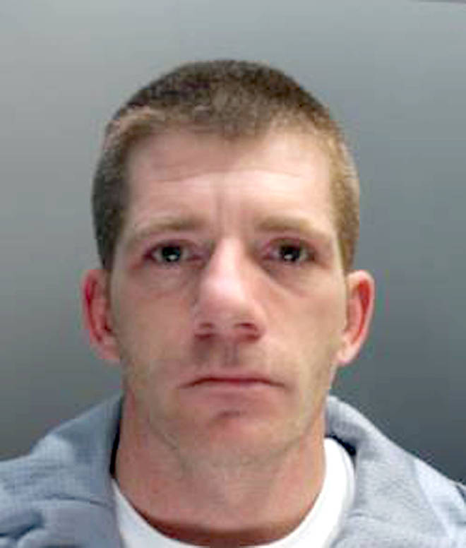 John Manley was jailed at Liverpool Crown Court on Wednesday