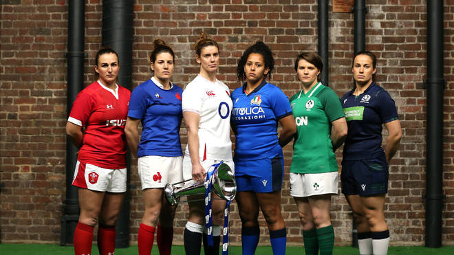 The women's match between Ireland and Italy has also been postponed