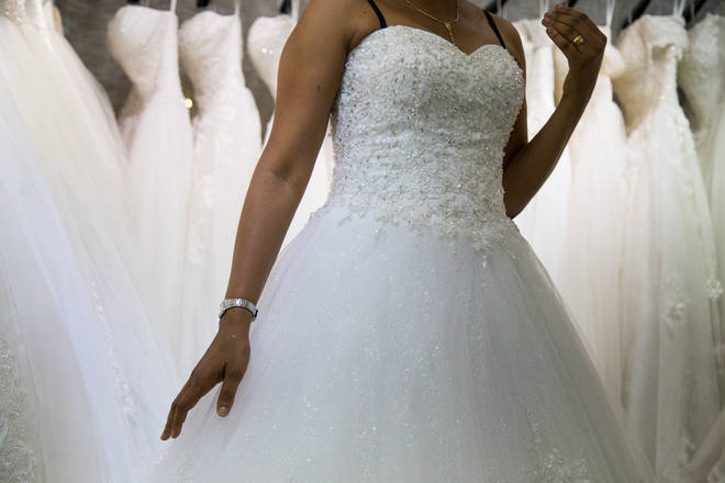 British brides could face delays for wedding dresses due to coronavirus