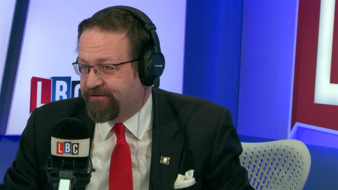 Dr Sebastian Gorka was the White House Advisor on Security as recently as August