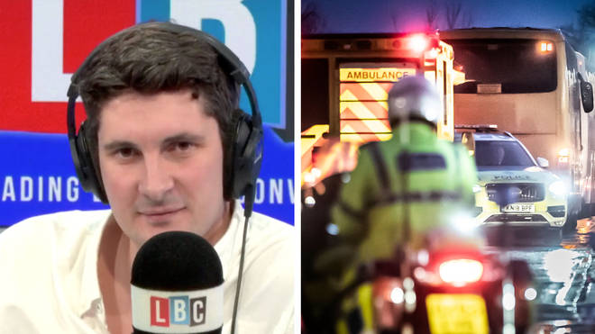 Tom Swarbrick spoke to a caller who loved his time in quarantine