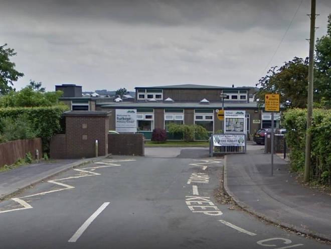 Burbage primary school, Buxton