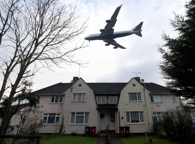 Local residents rallied with green groups to bring the case against Heathrow