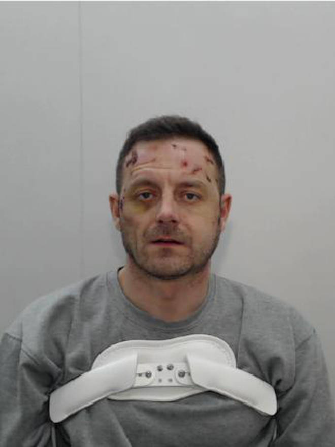 Michael Marler has been jailed for life