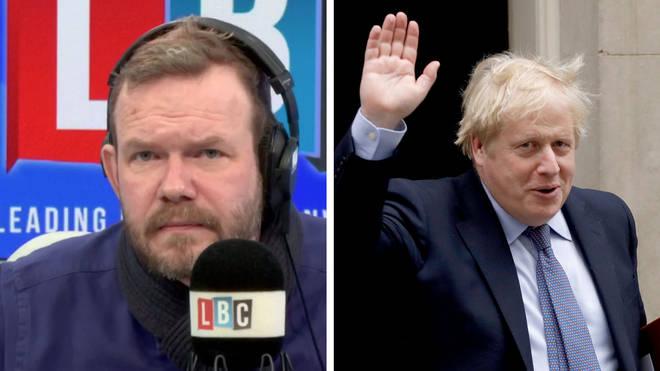 James O'Brien nailed Boris Johnson's plan for a post-Brexit trade deal