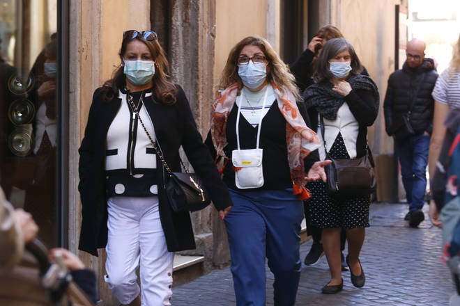 Coronavirus has hit Italy worse than any European country