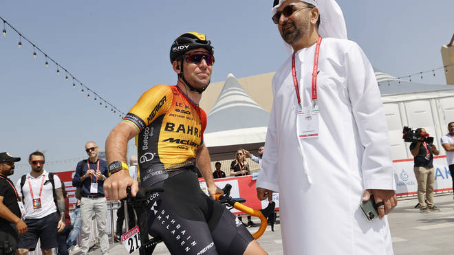 Mark Cavendish will also be tested