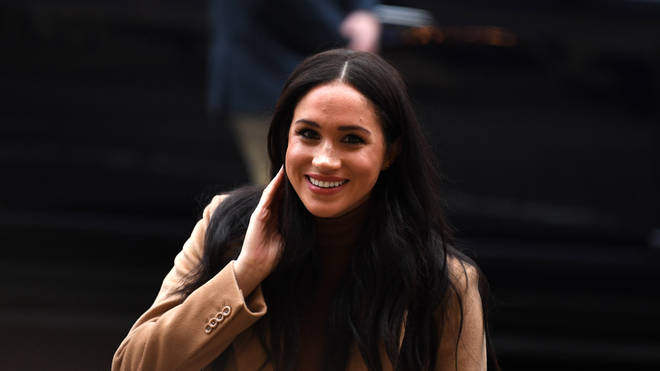 Meghan will join her husband in the UK for what is expected to be her final duties as a royal