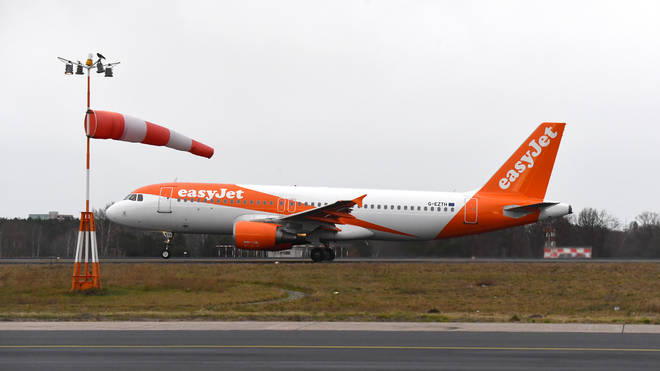 Easyjet has announced a wave of cancellations