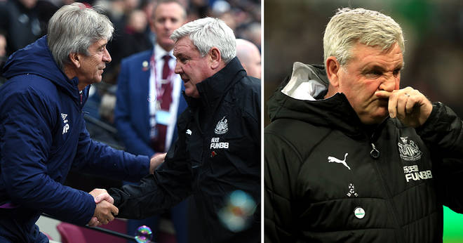 Steve Bruce has banned players and staff shaking hands at training