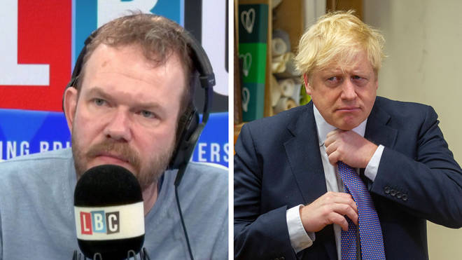 James O'Brien had a powerful response to listeners who said he was politicising coronavirus