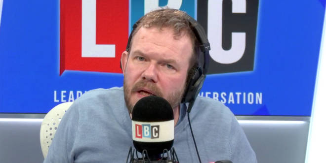 James O'Brien heard from a caller who revealed the truth about the Port of Dover