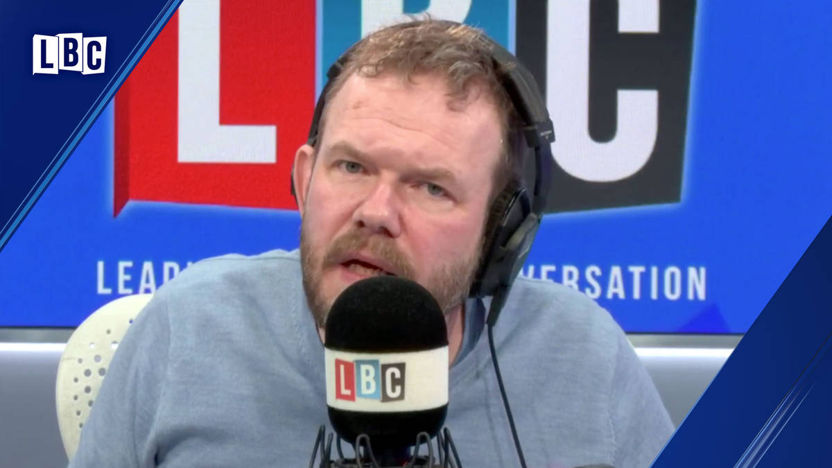 James O'Brien schooled on borders after Brexit by Port of Dover worker
