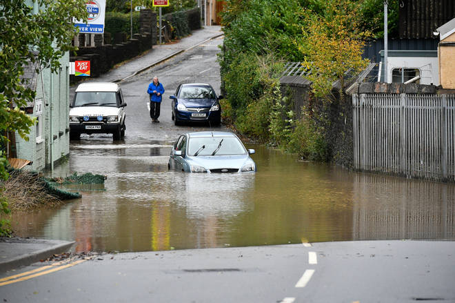 South Wales has seen the worst of the flooding