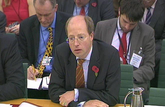 Sir Philip Rutnam resigned yesterday