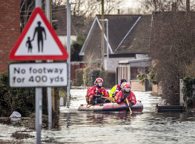 February was the wettest since records began