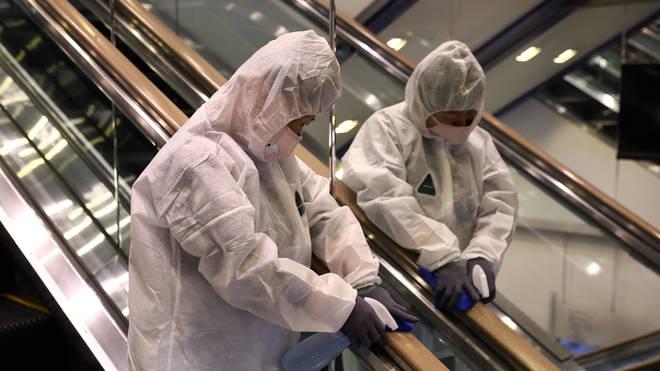 Coronavirus is spreading around the world