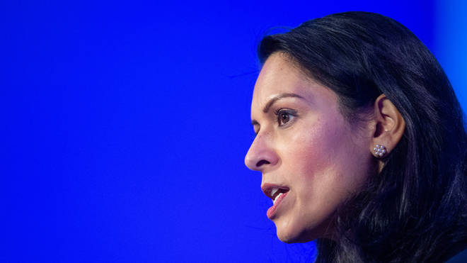 "Priti Patel was accused of orchestrating a ""vicious"" campaign against Home Office permanent secretary Sir Philip Rutnam"