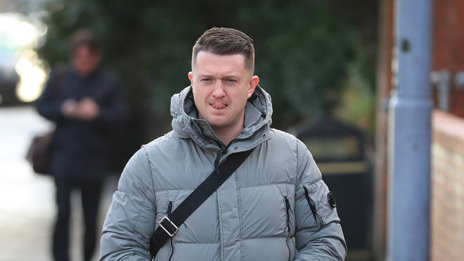 Tommy Robinson was reportedly arrested following a fight at a Center Parcs resort
