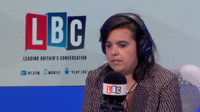 Emily Benn was targeted by online trolls after speaking out against Jeremy Corbyn