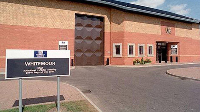 HMP Whitemoor was the location of the alleged attack