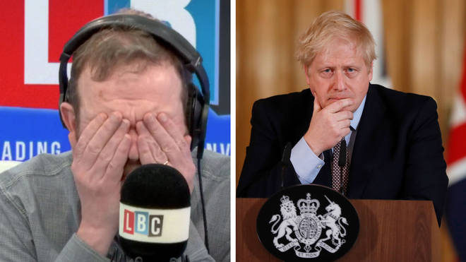 James O'Brien reviewed Boris Johnson's press conference for the battle plan
