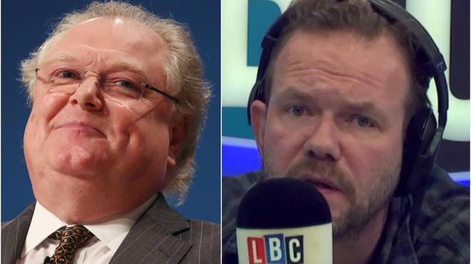 James O'Brien discussed Lord Digby Jones' comments