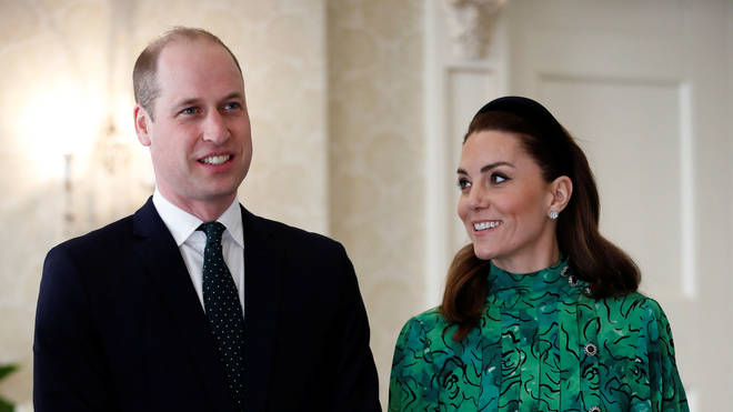 The Duke and Duchess of Cambridge are making a three-day visit to Ireland