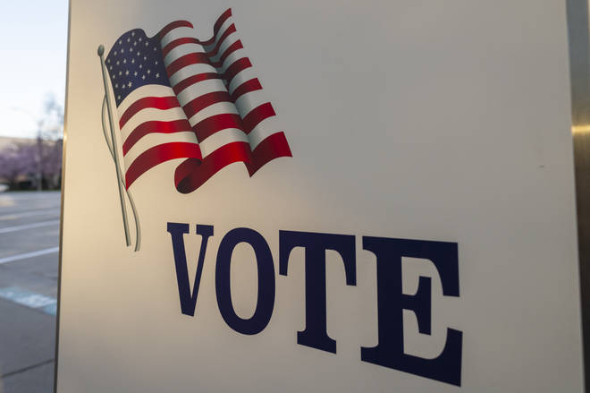 Voting is under way for Super Tuesday