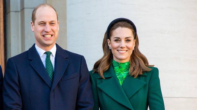 "The Duke of Cambridge made an awkward quip about ""spreading"" the coronavirus"