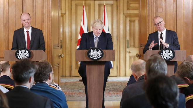 Boris Johnson launched his battle plan in Downing Street on Tuesday