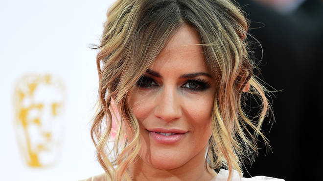 Caroline Flack took her own life last month