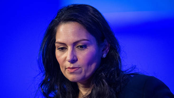 "Home Secretary Priti Patel is facing ""a tsunami"" of allegations of bullying staff"