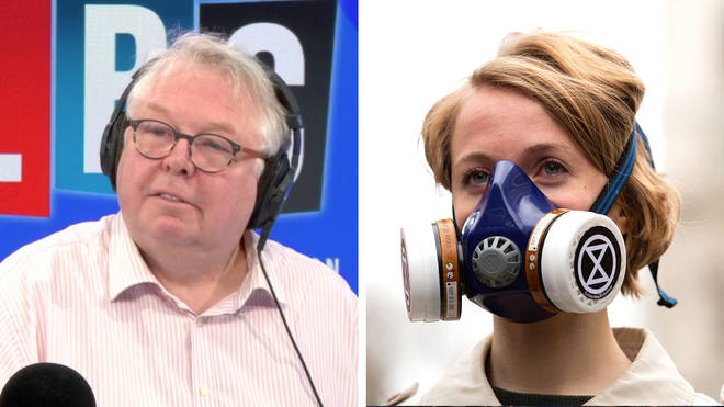 Nick Ferrari's Enough Is Enough campaign was mentioned in parliament