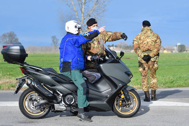 The Italian army has been drafted in to tackle the spread