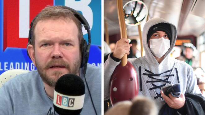 James O'Brien heard the moment a caller realised coronavirus was being taken seriously