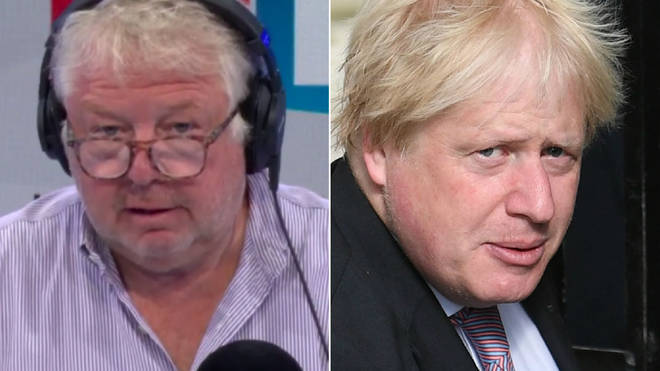 Nick Ferrari defended Boris Johnson's article