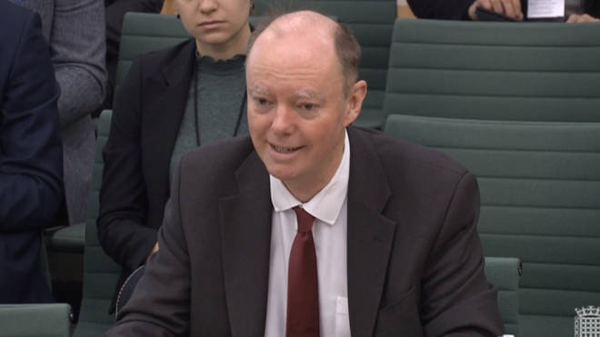 Mr Whitty said the delay phase will have several benefits to curb the virus spread