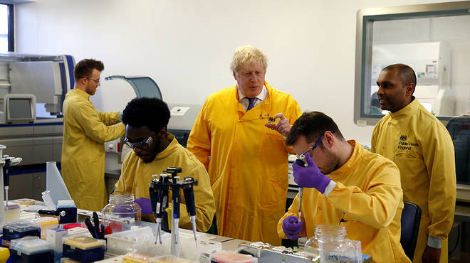 Coronavirus researchers are working hard to find a vaccine
