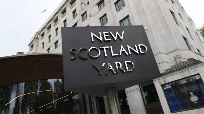 A Met Police officer has been arrested on suspicion of being a member of a far-right terror group