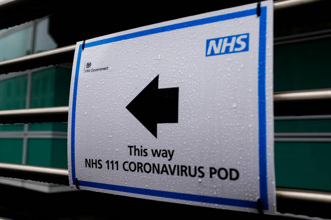 Coronavirus cases have surged past 100 today