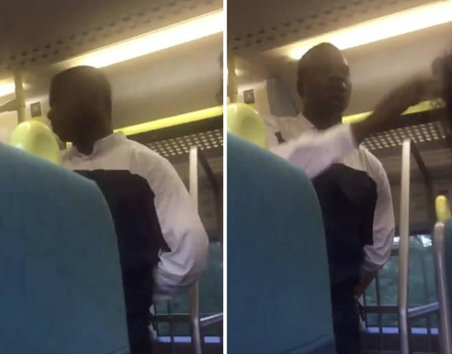 Man threatens to stab gay passengers returning from Brighton Pride